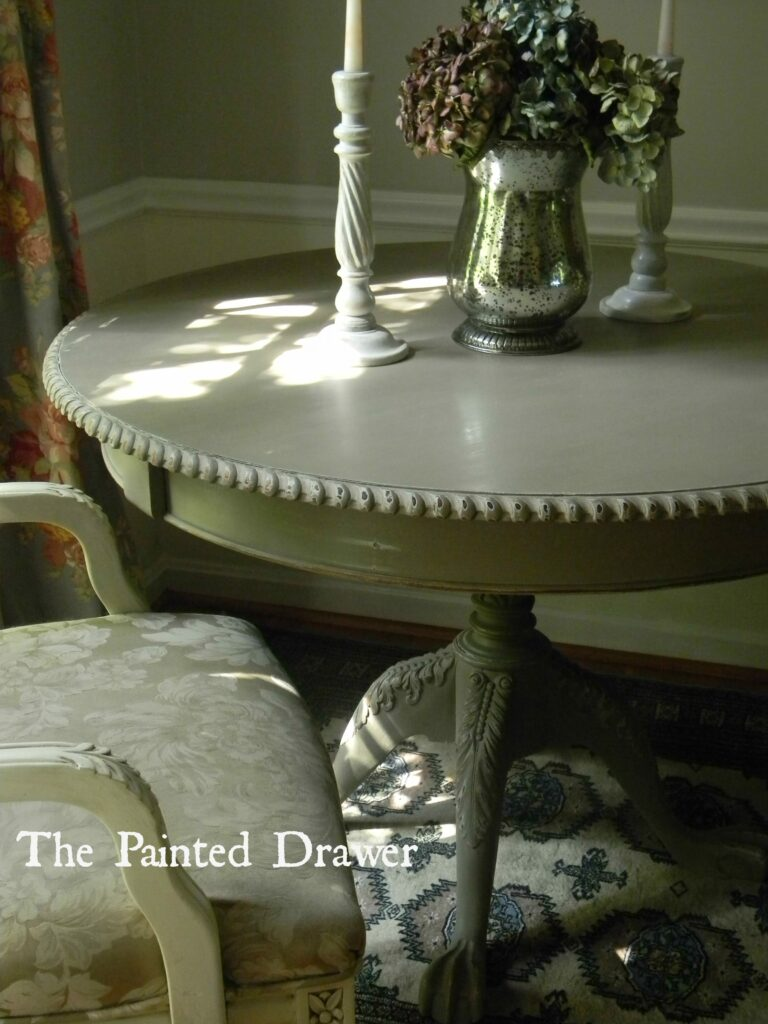 Annie Sloan Coco Table