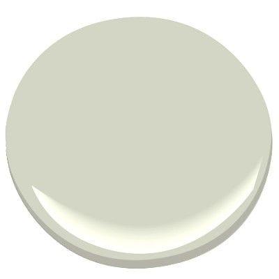 Benjamin Moore Silver Sage Paint Color Car Interior Design