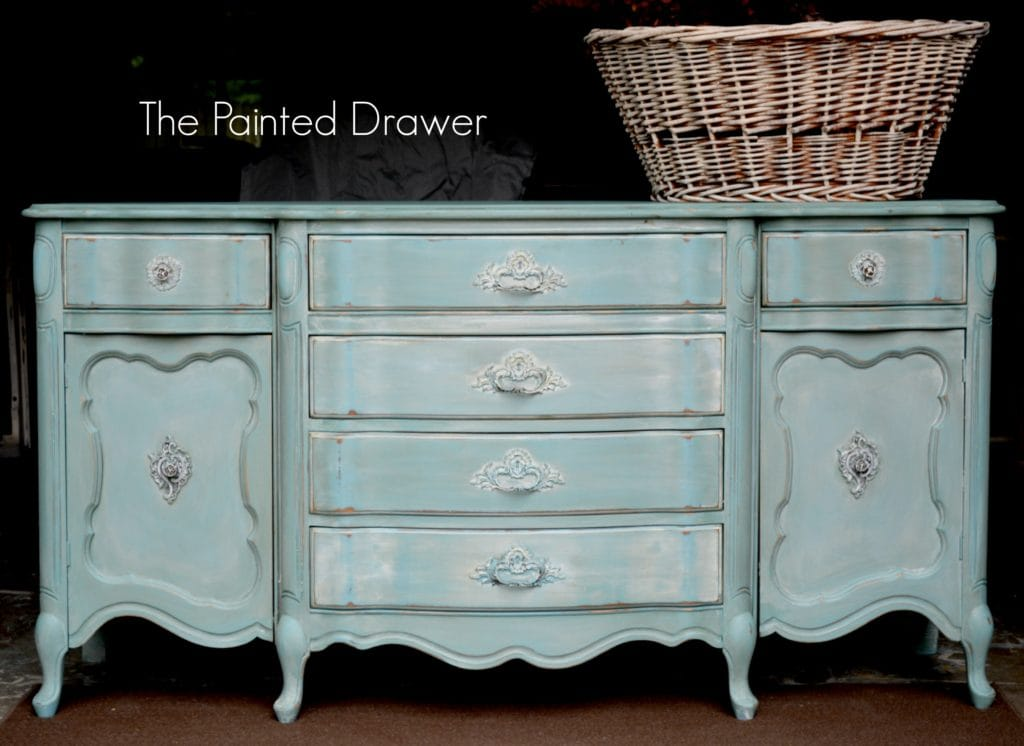 Provence with Wash Buffet