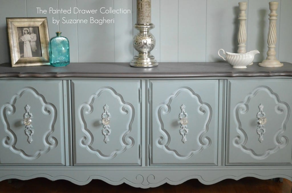 The Vintage Bassett Cabinet Season One Before And After