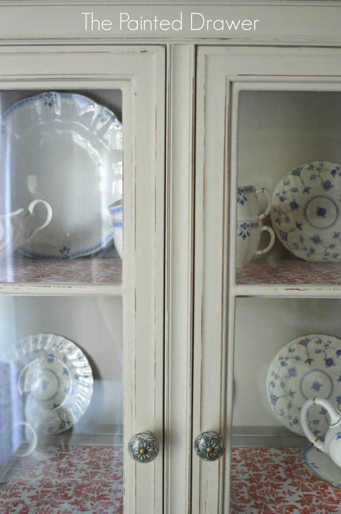 Greige Cabinet