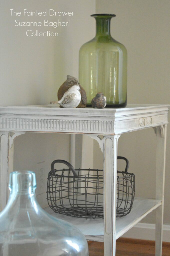 Seagull Gray Tables
