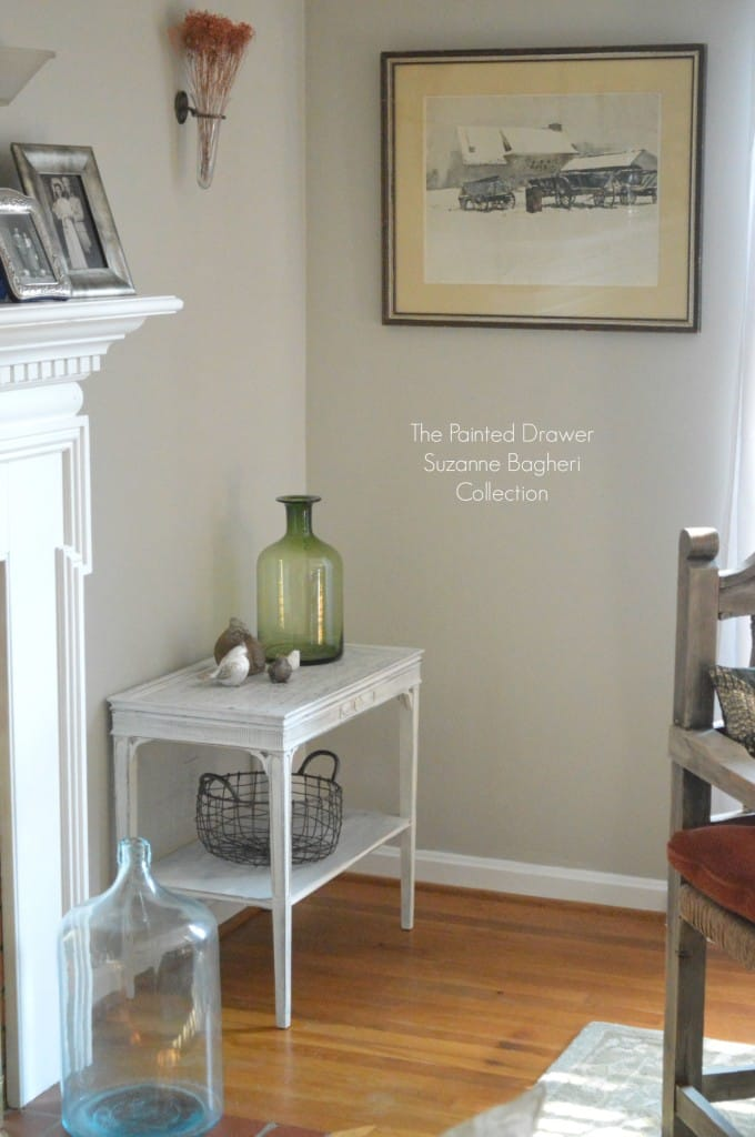 Seagull Gray Tables www.thepainteddrawer.com