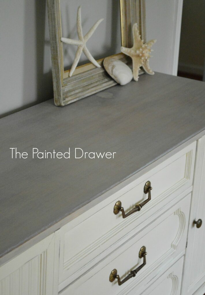 Gray Wood Stain Three Different Options The Painted Drawer
