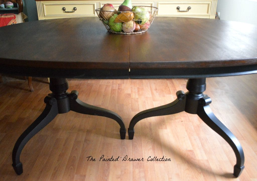 Dining Table www.thepainteddrawer.com
