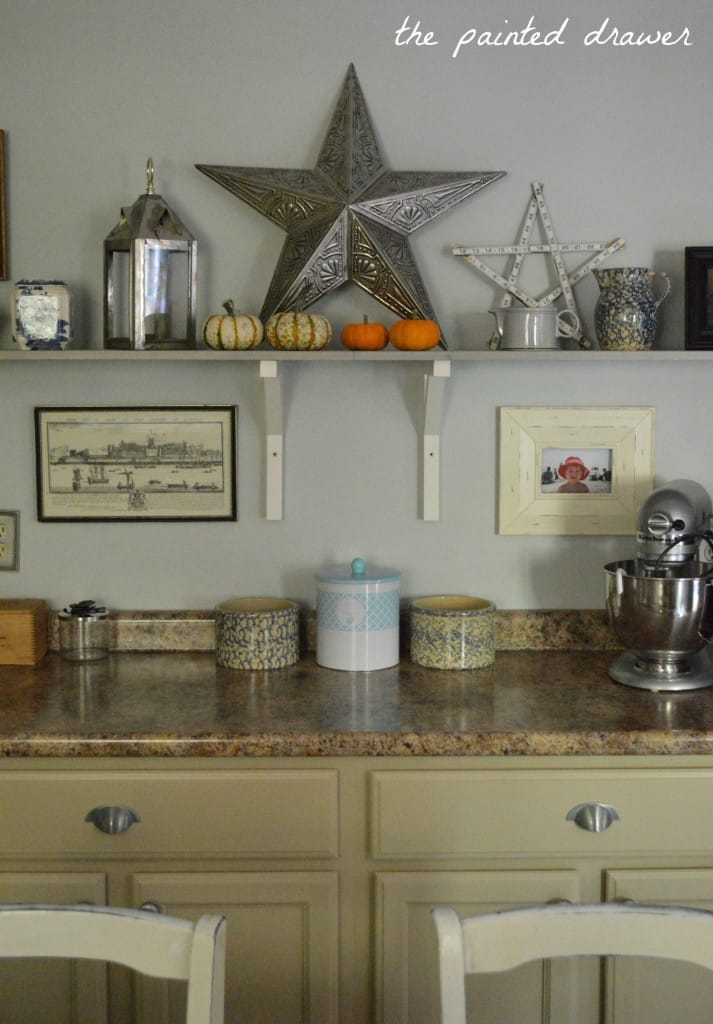 General finishes millstone painted kitchen cabinets the painted drawer - Factory seconds kitchen cabinets ...