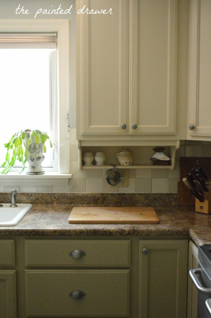 General Finishes Millstone Painted Kitchen Cabinets The
