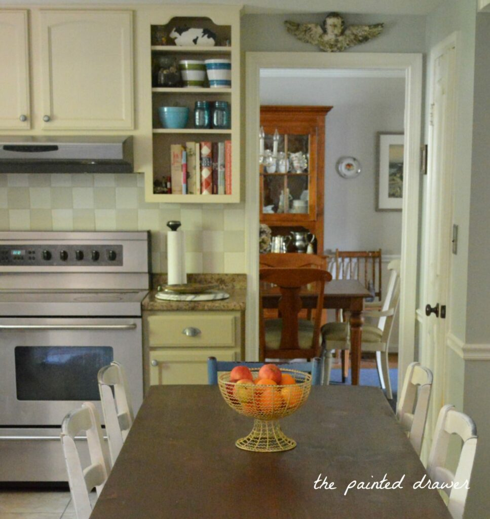 What Color Should I Paint My Kitchen: General Finishes Millstone Painted Kitchen Cabinets