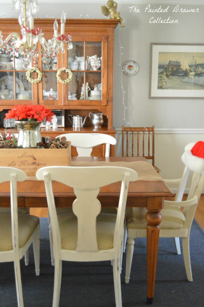 to distress annie sloan chalk paint tutorial and my dining room chairs