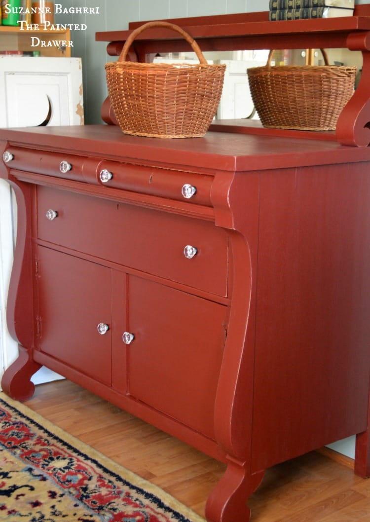 Empire Chest in general finishes chalk style paint