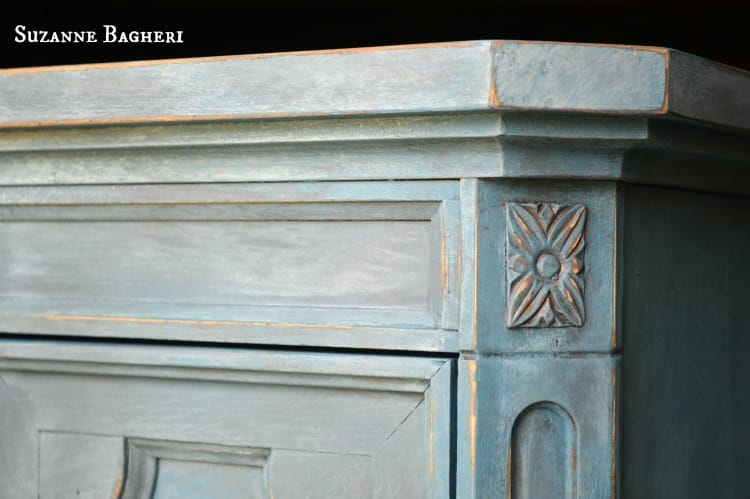 Chalk Paint Mix by Suzanne Bagheri of The Painted Drawer