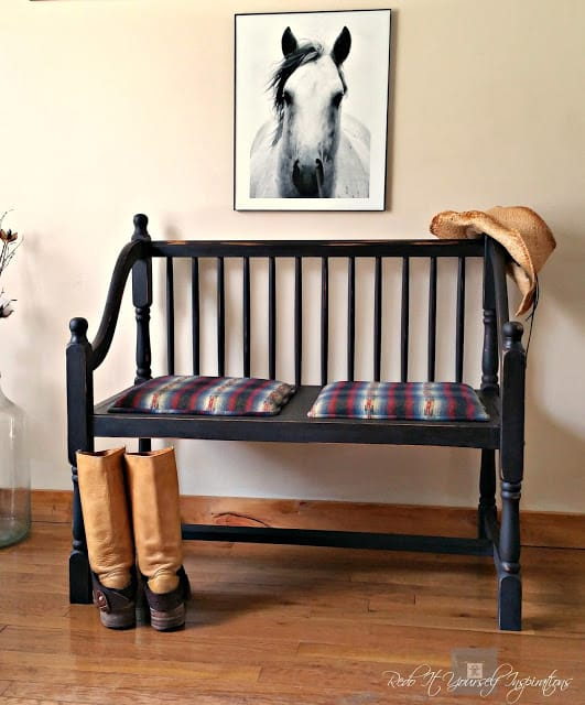 ReDo It Yourself Inspirations Bench Makeover