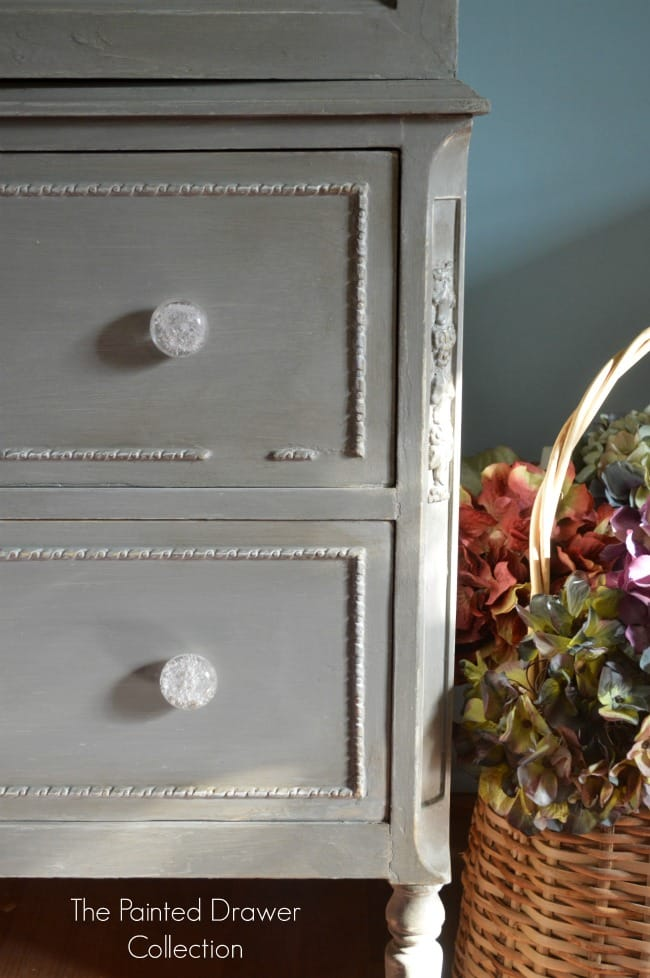 Lily's Armoire in French Linen