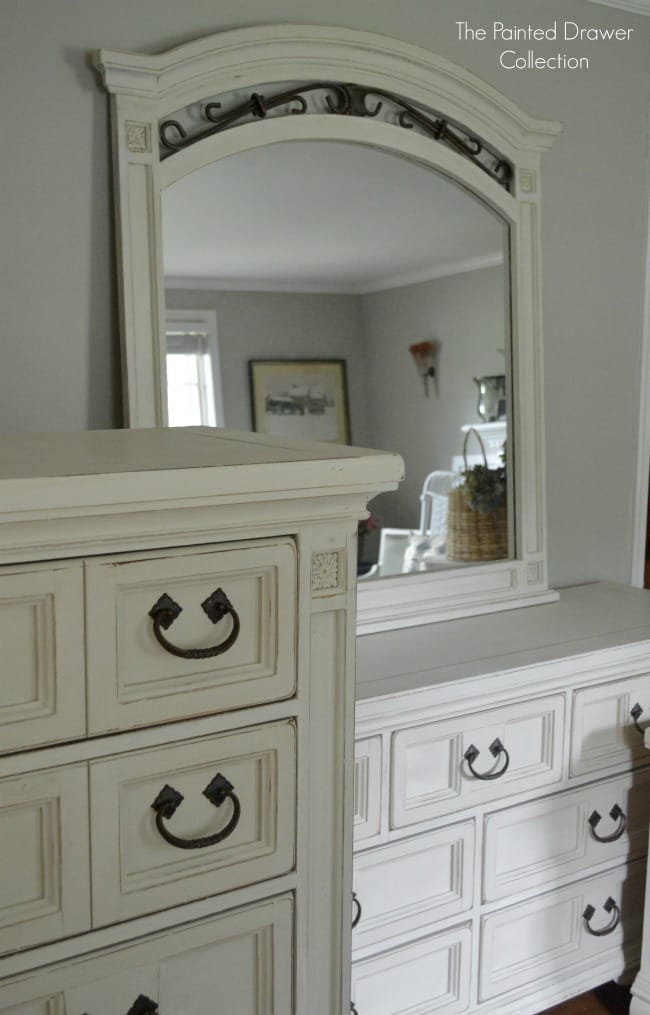 Charlotte's Bedroom Set Broyhill Mirror