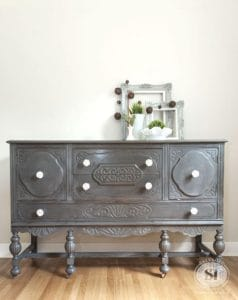 Driftwood Buffet by Salvaged Inspirations