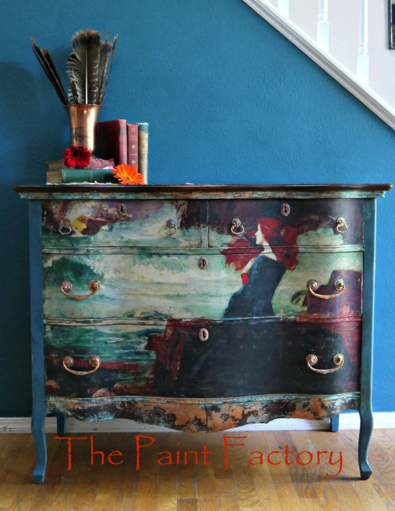 The Miranda Dresser by The Paint Factory