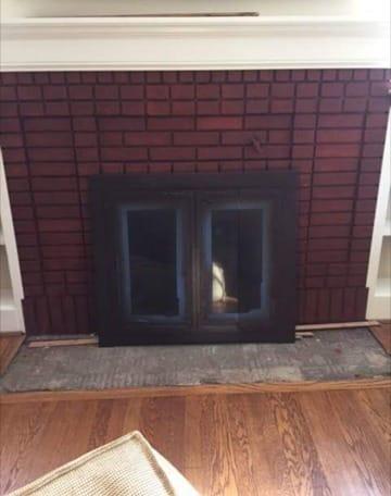 fireplace-brick-before