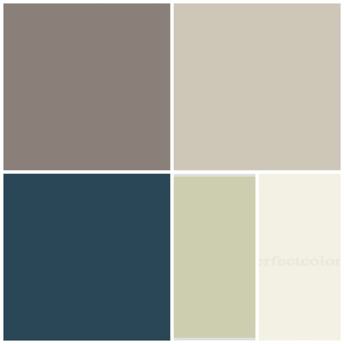My Color Scheme Collage