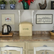 cottage kitchen in Millstone