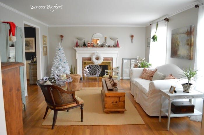 Thifty Home Holiday Decor Living Room