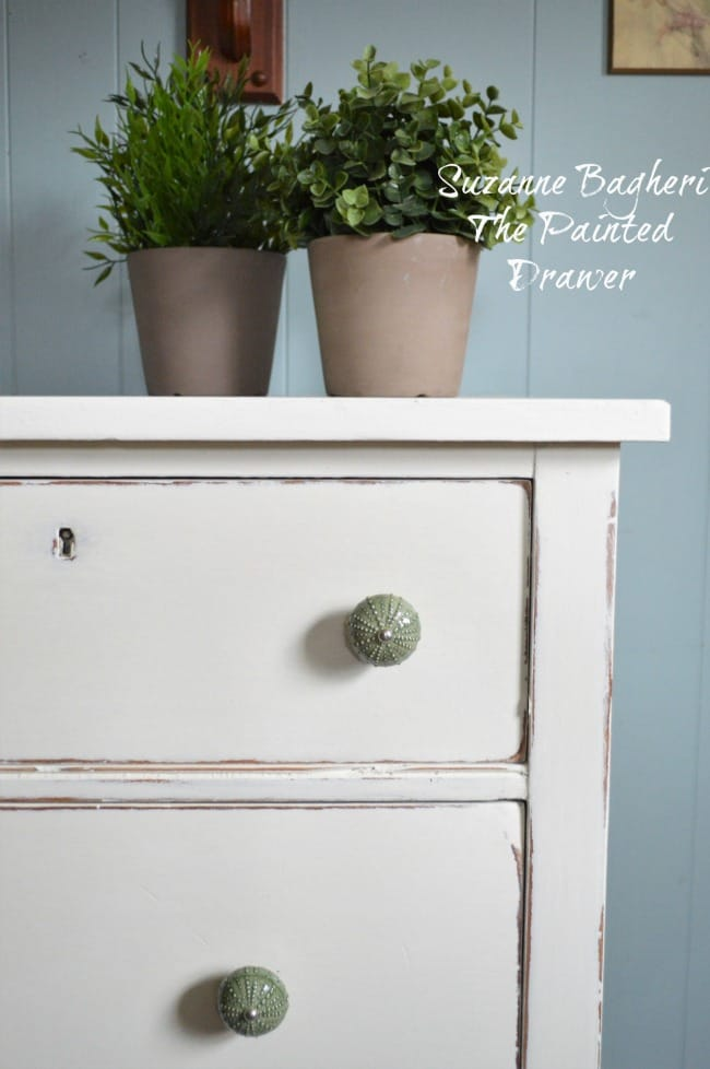 Farmhouse Dresser in Old White