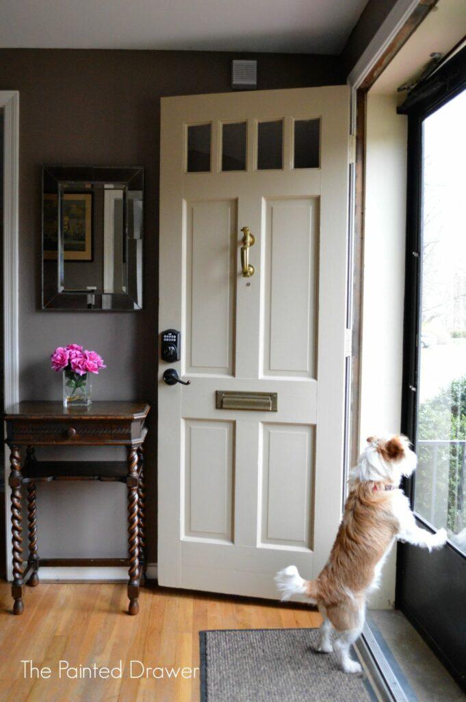 Front Door Schlage Lock