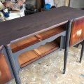 vintage sideboard in the works